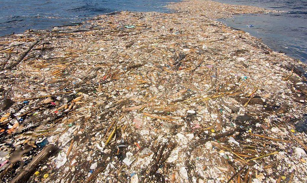 Caraïbes – Une mer transformée en plastique et polystyrène