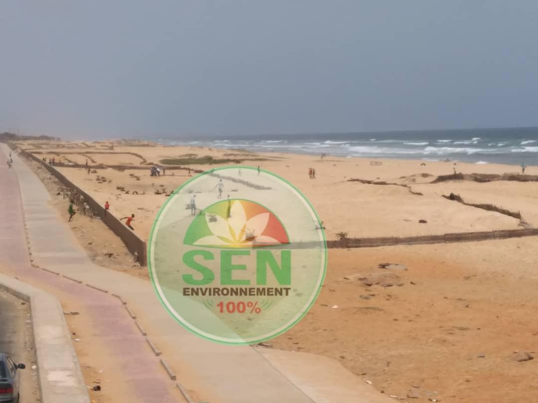 Drame écologique  – Le littoral de Guédiawaye bradé, le Projet Ecopas mort-né