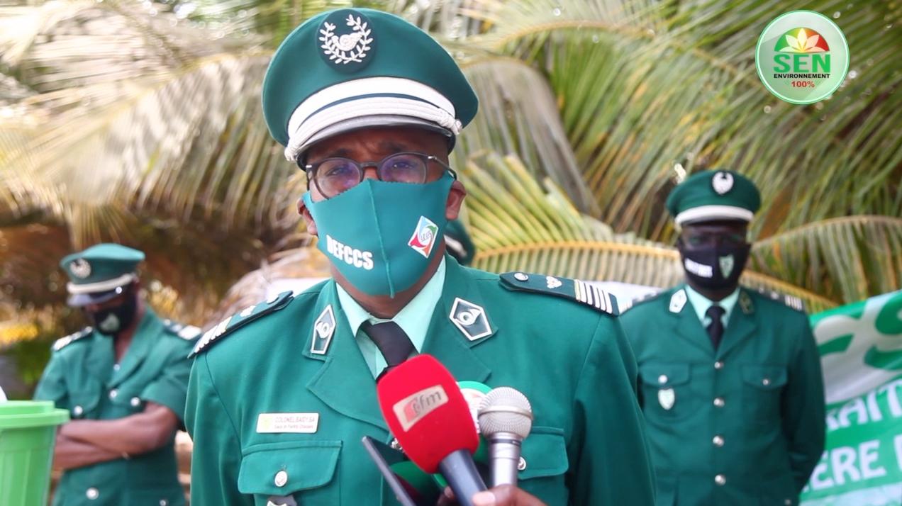 ENTRETIEN AVEC… Colonel Baïdy Ba, directeur des Eaux et forêts : «La plupart des accusations contre nos agents sont fallacieuses»