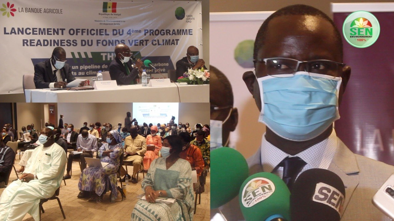 Lancement 4ème programme readiness du Fonds vert climat – La Banque agricole comme locomotive