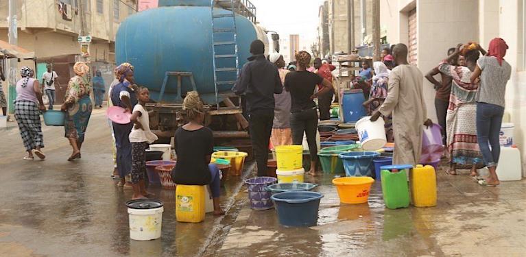 La pénurie en eau est la plus grande crise dont personne ne parlera assez ! Par M.D.S