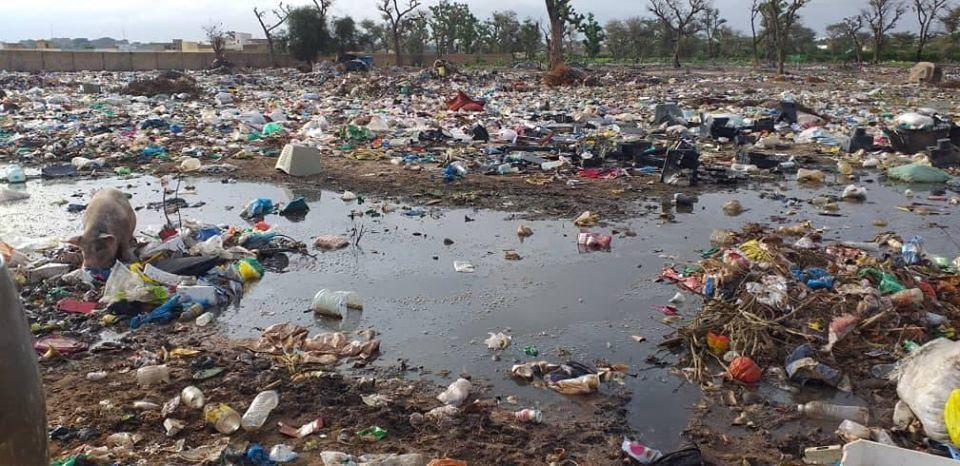 900 voyages, 11 tonnes de déchets enlevés avant, pendant et après la Tabaski