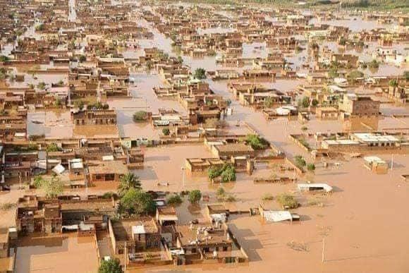 En images : Le Niger sous les eaux