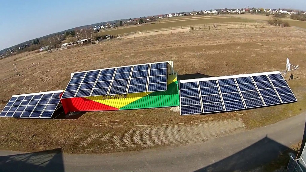 Energie – Africa GreenTec – Stimuler l'économie locale