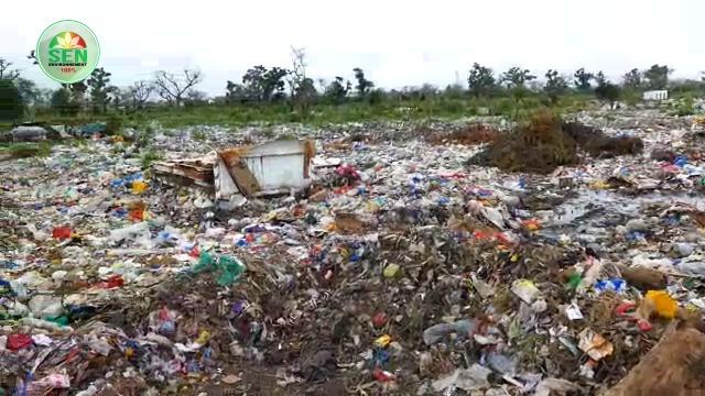Pollution et dépôts sauvages d'ordures – Diakhao veut faire peau neuve