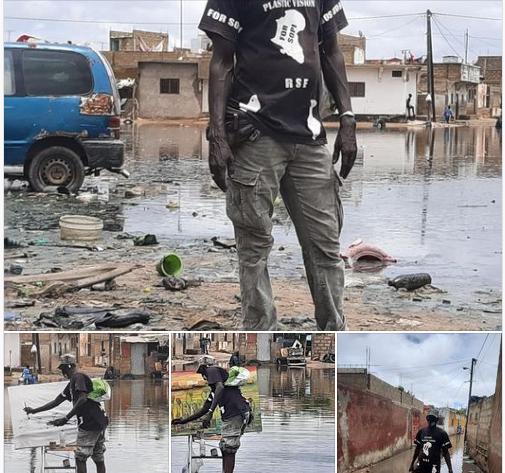 Sénégal, Burkina, Niger sous les eaux – Des inondations sans précédent