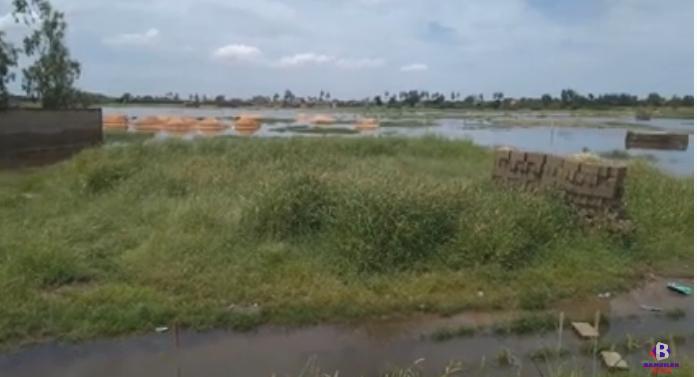Vidéo – Lac rose – Le retour des eaux dans leur lit naturel