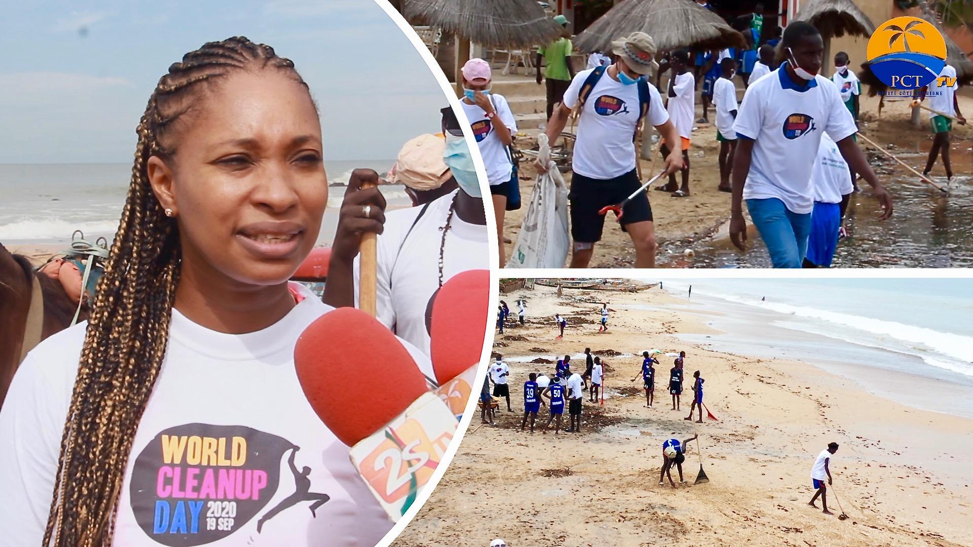 Journée mondiale du nettoiement – Propreté des plages