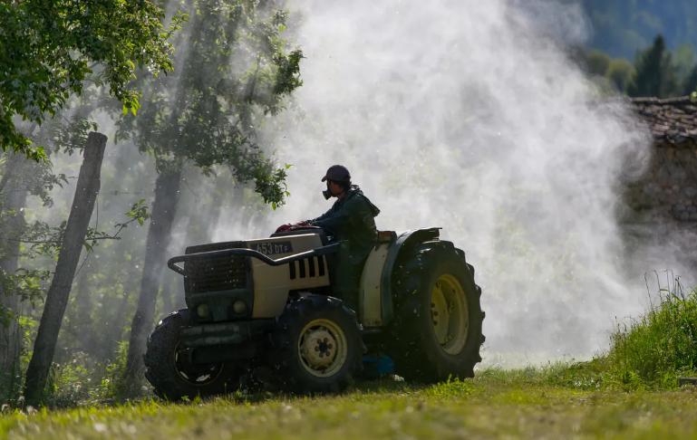 Pesticides – 81.000 tonnes de produits interdits, mais cultivés pour l'exportation