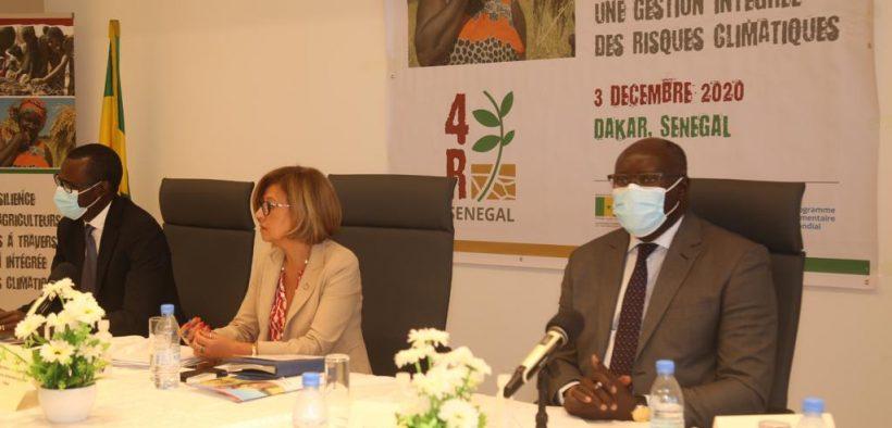 Chocs climatiques: 405 000 producteurs seront soutenus par le projet 4R