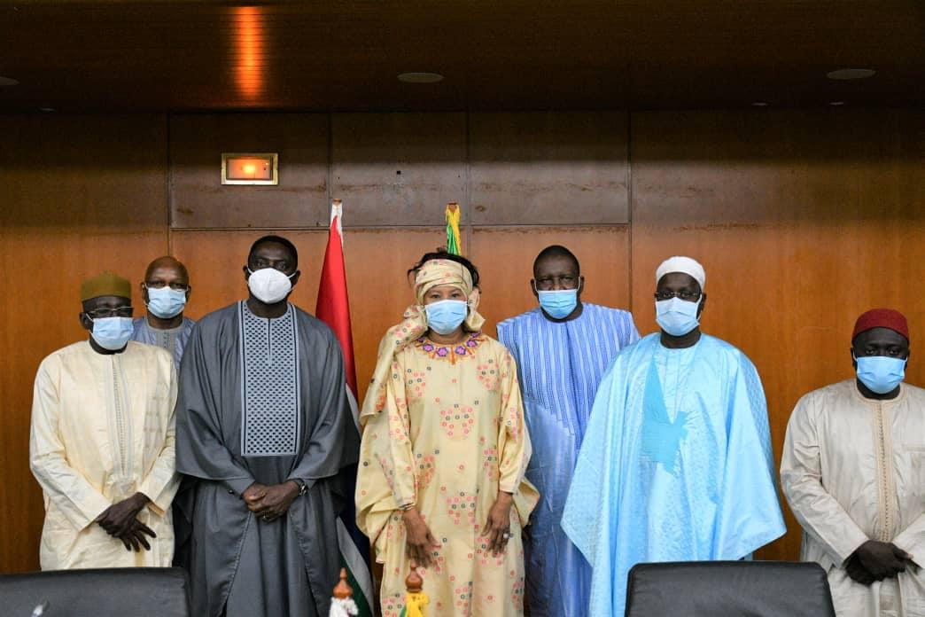 En images la réunion ministérielle bilatérale sur l'écosystème sénégalo-gambien.