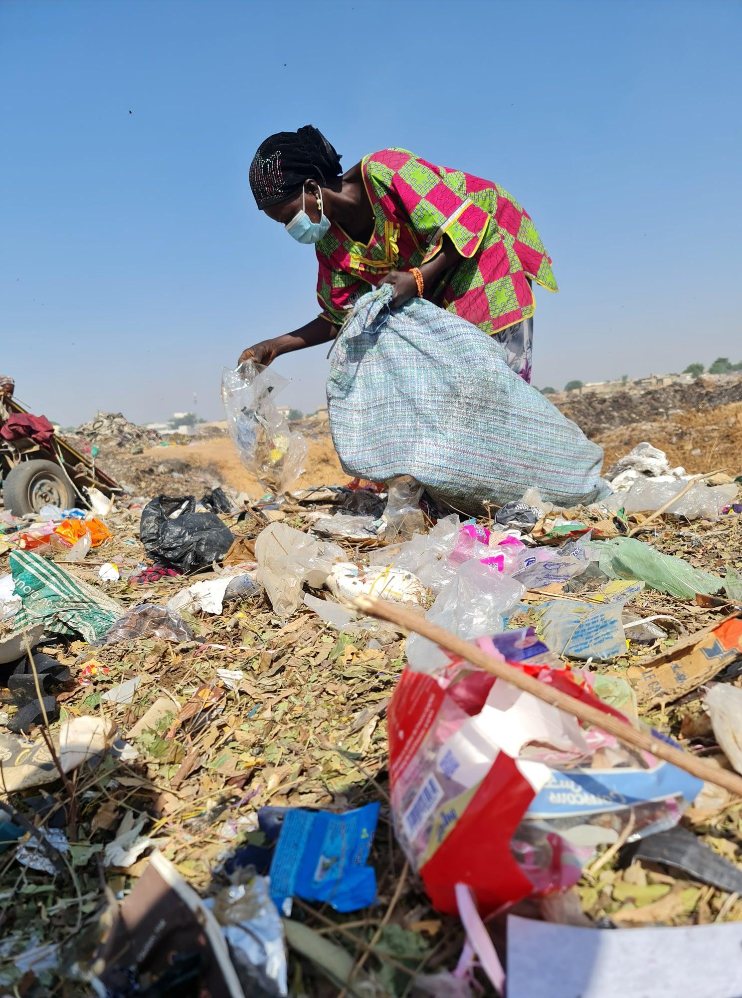 Décharge sauvage de Bakhia de Touba: A la quête d'une ressource