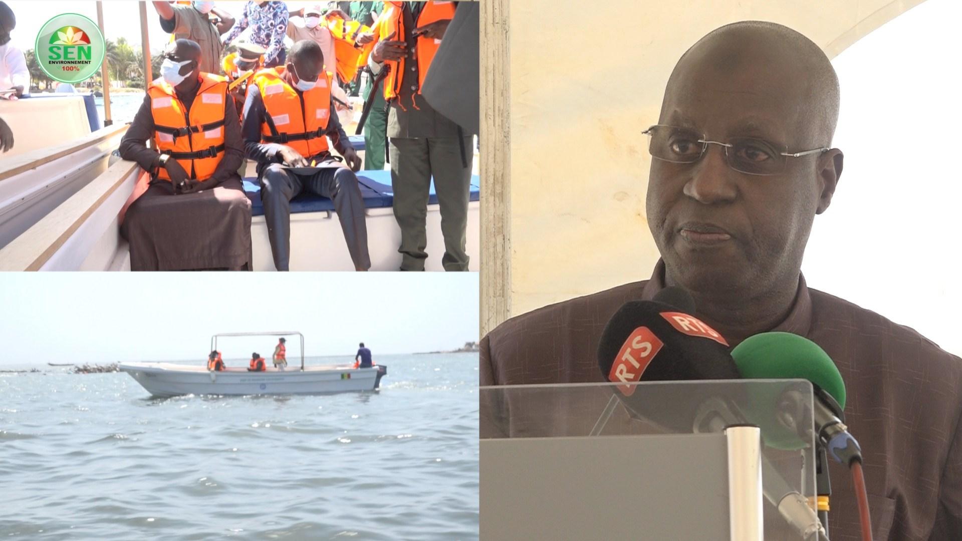 Sécurité: Les AMP de Fatick et Ziguinchor dotées de 04 barques motorisées