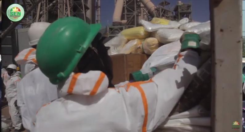 """Baba Dramé: """"La saisie est estimée à 70 tonnes, la sensibilisation continue"""""""