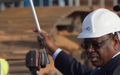 Video-KMS3: 200000 m3 d'eau par jour ajoutés au volume de Dakar et Thiès
