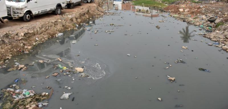 Rufisque-Ouest : Le canal de toutes les nuisances