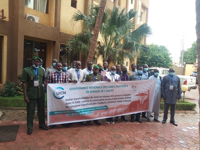 Lutte contre la criminalité environnementale : Le Burkina, la Côte d'Ivoire et le Ghana en quête de solution commune