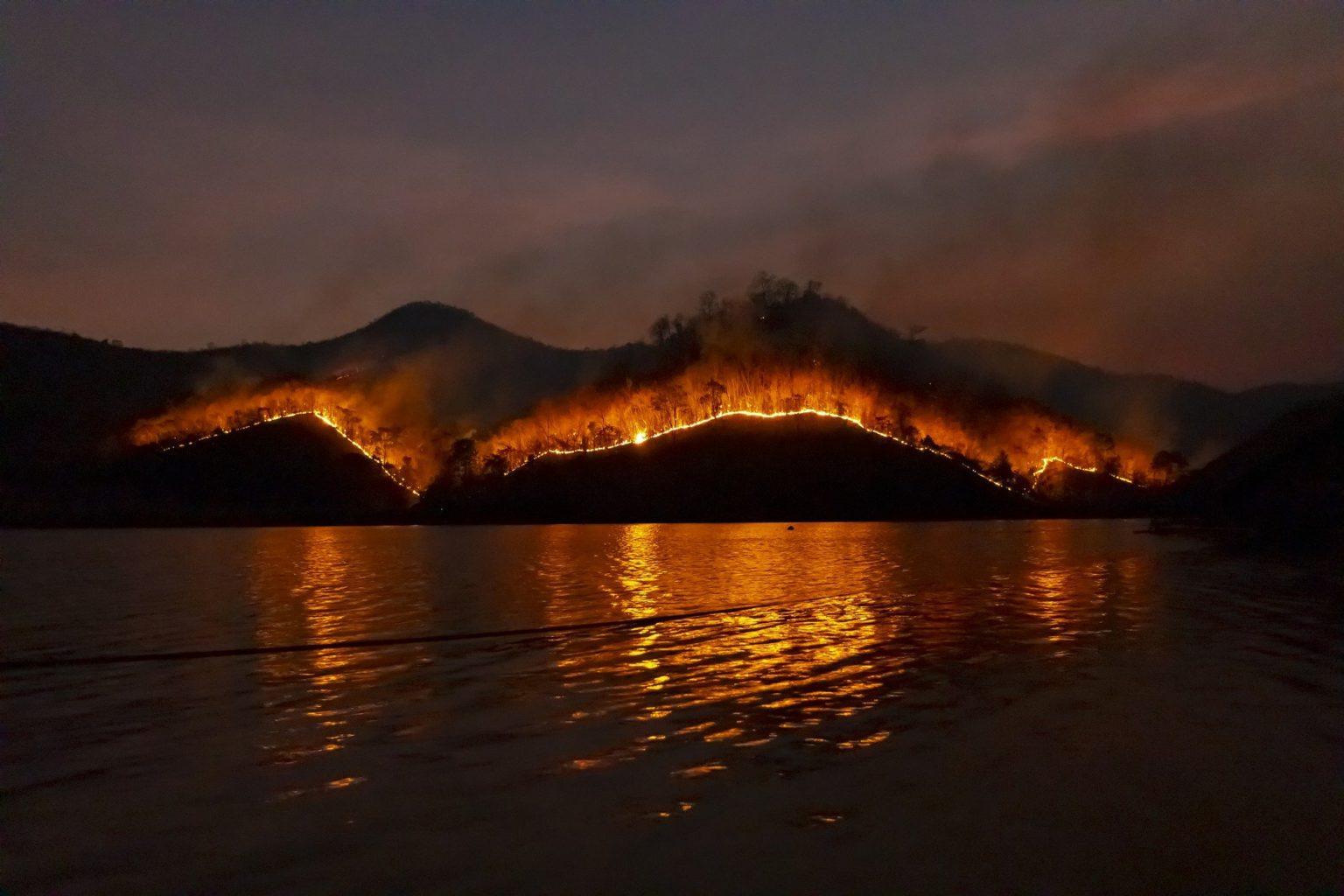 En Sibérie, les feux de forêt éclipsent tous les autres réunis