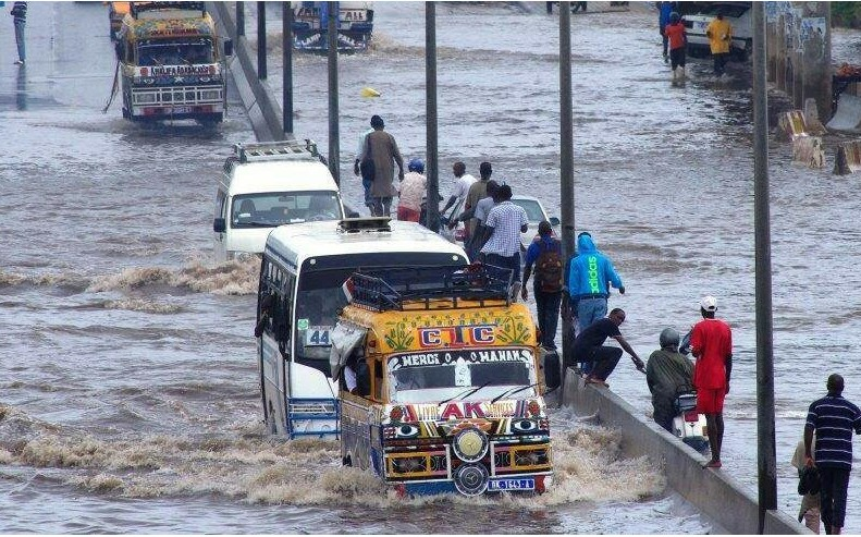 Météo : Les orages et pluies vont se poursuivre quasiment partout durant les prochaines 24 heures (Anacim)