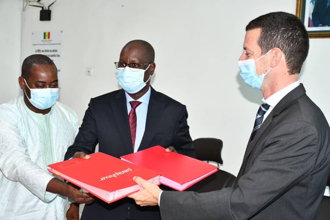 Lutte contre le réchauffement climatique: L'engagement du Sénégal pour une décarbonisation en profondeur